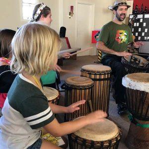 MLC VBS Drums!